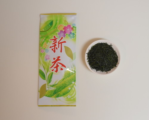 滋賀県産初摘み 令和 初新茶