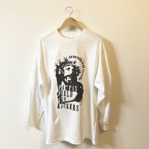 PFAK JUSTICE long sleeve (White)