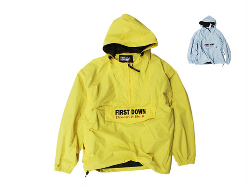FIRSTDOWN|NYLON ANORAK
