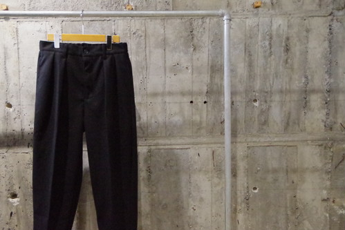 Design warm tapered slacks