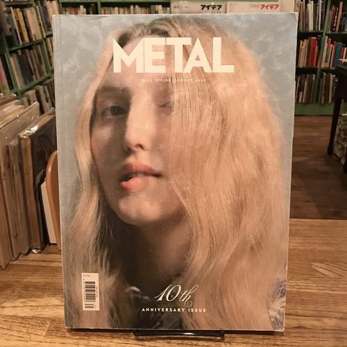 METAL No.35 Spring/Summer 2016