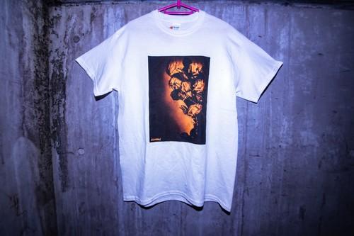 残花 T-shirts(白)