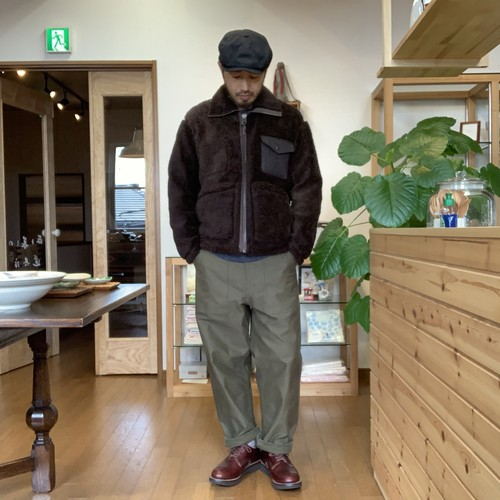 "Nigel Cabourn ""40s PILE JACKET"""