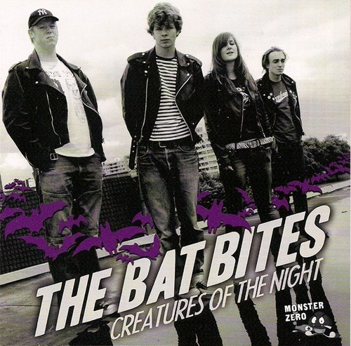 the bat bites / creatures of the night cd