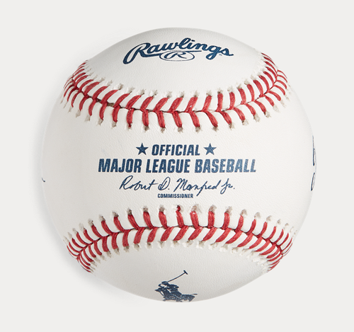 50周年記念 Polo Ralph Lauren x Yankees x Fanatics Authentic Baseball