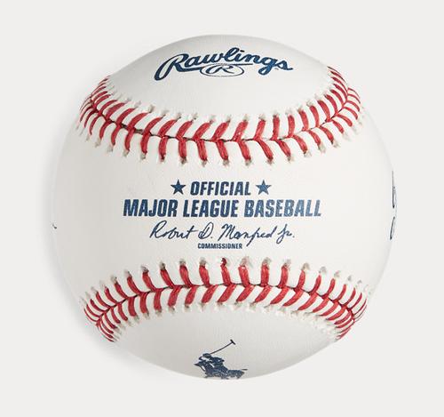 50周年記念 Polo Ralph Lauren x Yankees x Fanatics Authentic Baseball