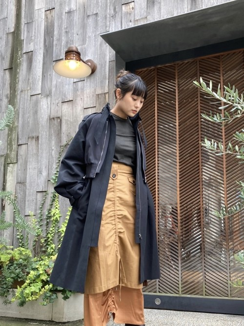 【20AW】BESFXXK ベスファック / Line design coat