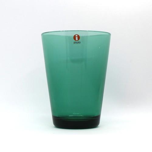 iittala(イッタラ) カルティオ ハイボールグラス グラス エメラルド グリーン 400ml 北欧 食器 AR-004