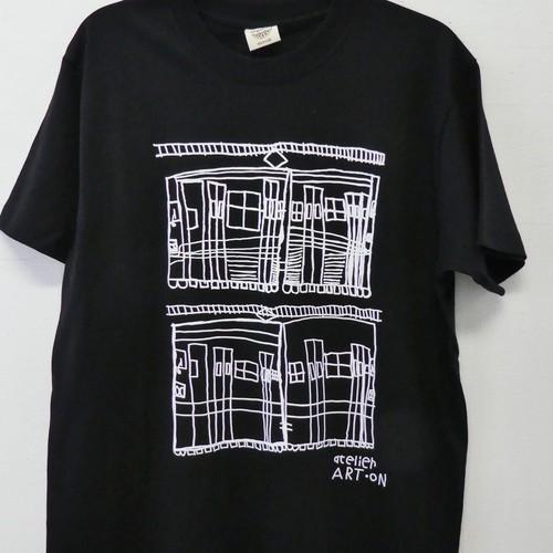 電車Tシャツ(男女兼用サイズ)