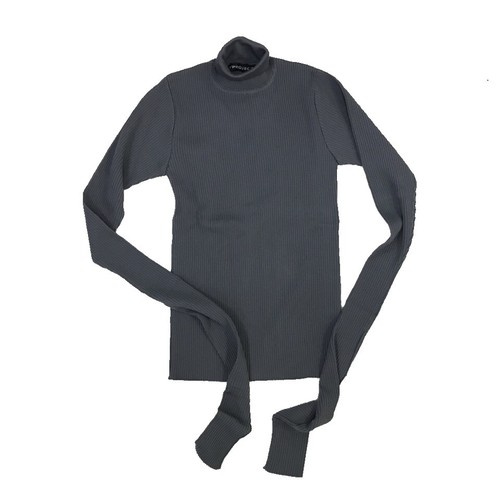 Y/PROJECT EXTRA-LONG SLEEVE H/N KNIT