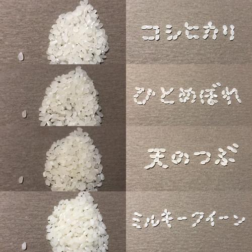 お米食べ比べセット
