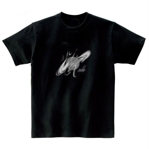 受注予約:MAMY × BATICA  Weightless T-SHIRT BLACK