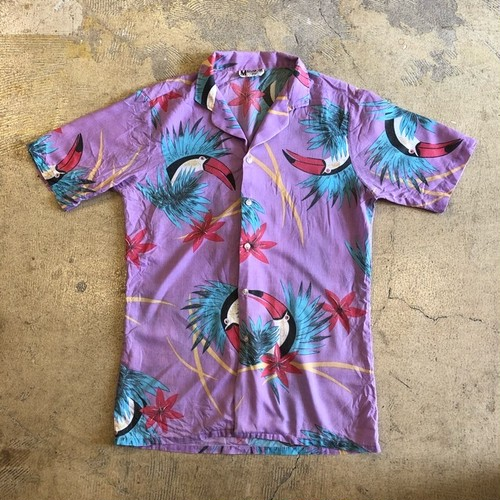 Magnum Made In Usa Aloha Shirts