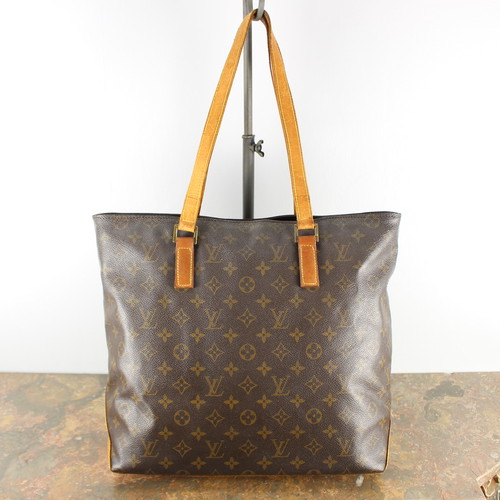 .LOUIS VUITTON M51151 TH0060 MONOGRAM PATTERNED TOTE BAG MADE IN FRANCE/ルイヴィトンカバメゾモノグラム柄トートバッグ 2000000040547