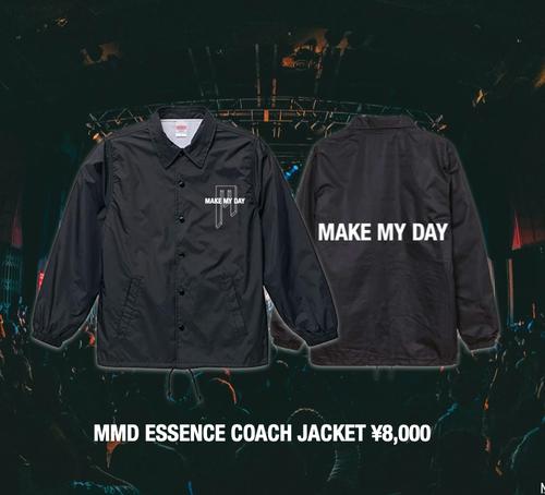 MMD ESSENCE COACH JACKET