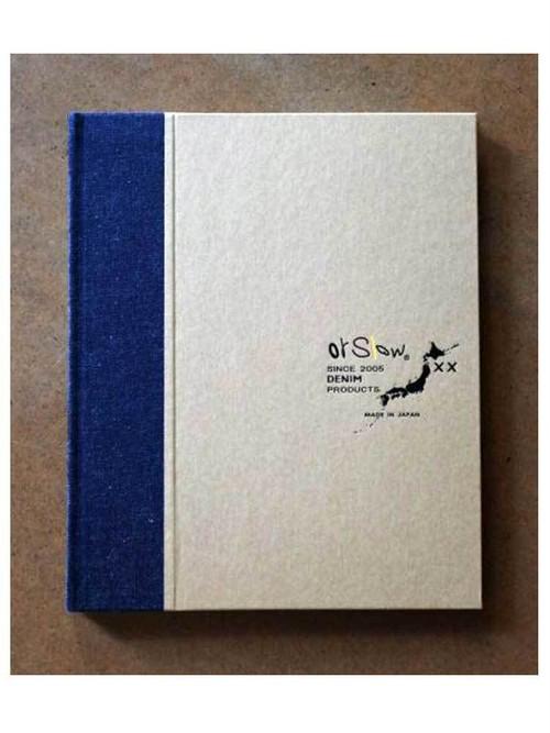 orSlow(オアスロウ) Book