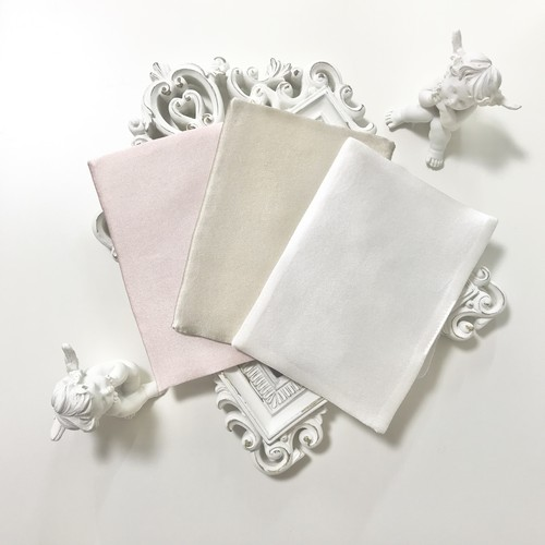 【インナーマスク】シルク&抗菌・抗ウィルスコットンガーゼ ホワイト