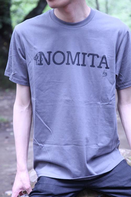 のみた ロゴTシャツ[SOLD OUT]