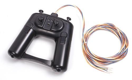 【 4ch 4スティックコントローラー 】 タミヤ テクニクラフトシリーズ 72006 ロボット操作に適した4スティックタイプ