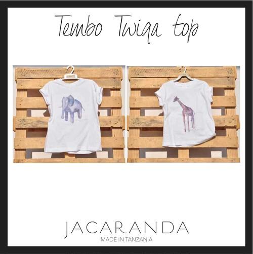 TEMBO-TWINGO T-SHIRT