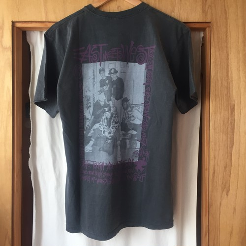 Stussy x Dover Street Market East Meet West Pig Dyed Tee