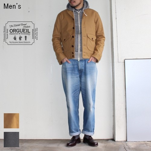 ORGUEIL コサックジャケット COSSACK JACKET  OR-4068A (CAMEL BROWN)