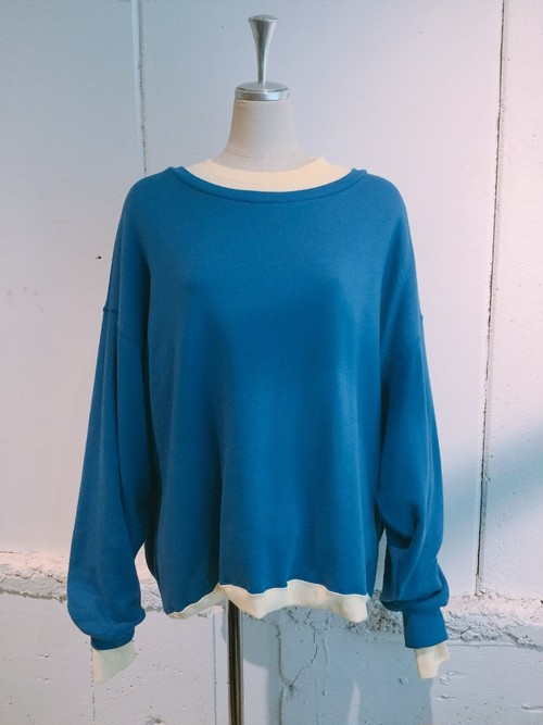 NEONG SIGN Sandwich Sweat (BLUE)