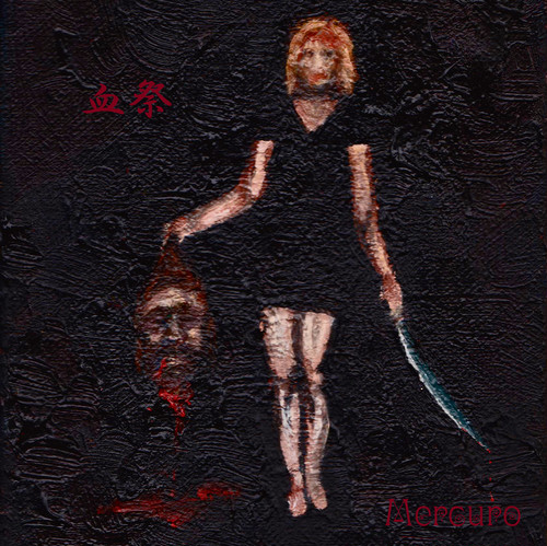 Mercuro (マーキュロ) / 血祭 1st album 初回限定版 2枚組CD