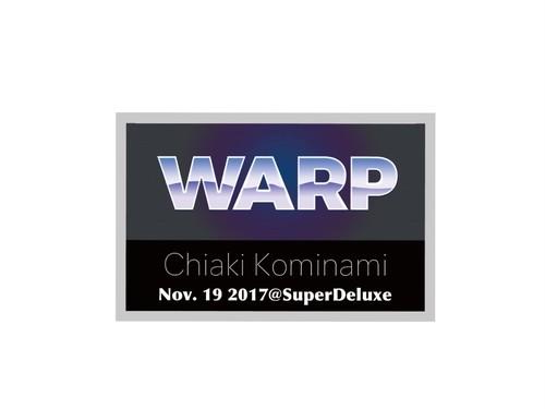 ミュージックカード「WARP」