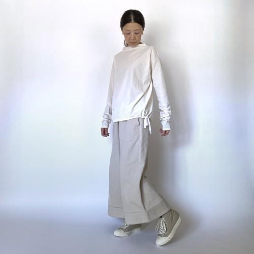 【2021AWnew】裾リボンプルオーバー(U10)