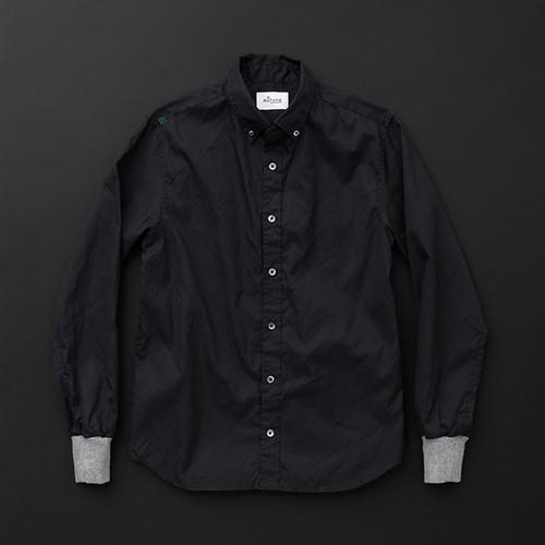 メンズ standard 黒×灰