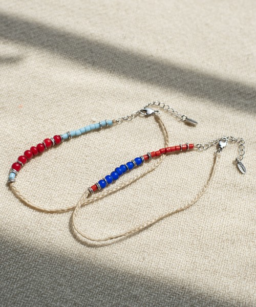BEADS ANKLET[REA088]