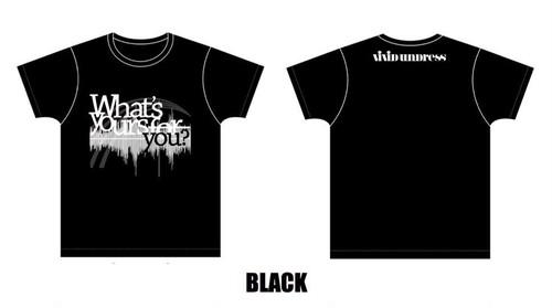 Re:0 Tシャツ 黒(XL)