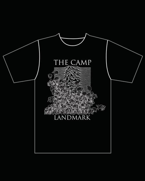 THE CAMP Tシャツ&CD SET