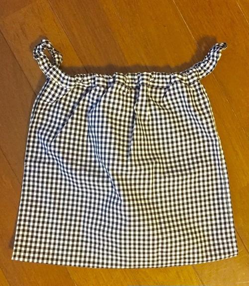 シャイニングパンツ・綿100%(紺色)
