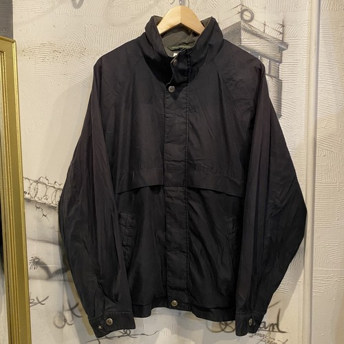 wether proof polyester zip up jacket
