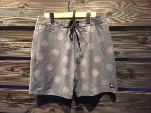 Banks Journal  Solar Boardshort  Dirty Black  30inc  BS0167