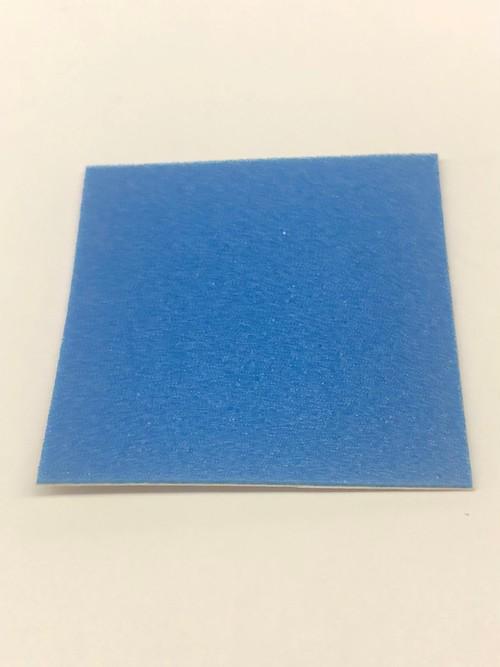 ブレーキスポンジ ブルー 1mm 1枚