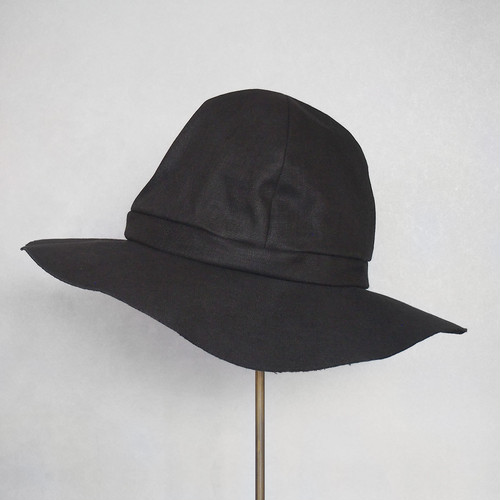 Nine Tailor Stock Hat Black