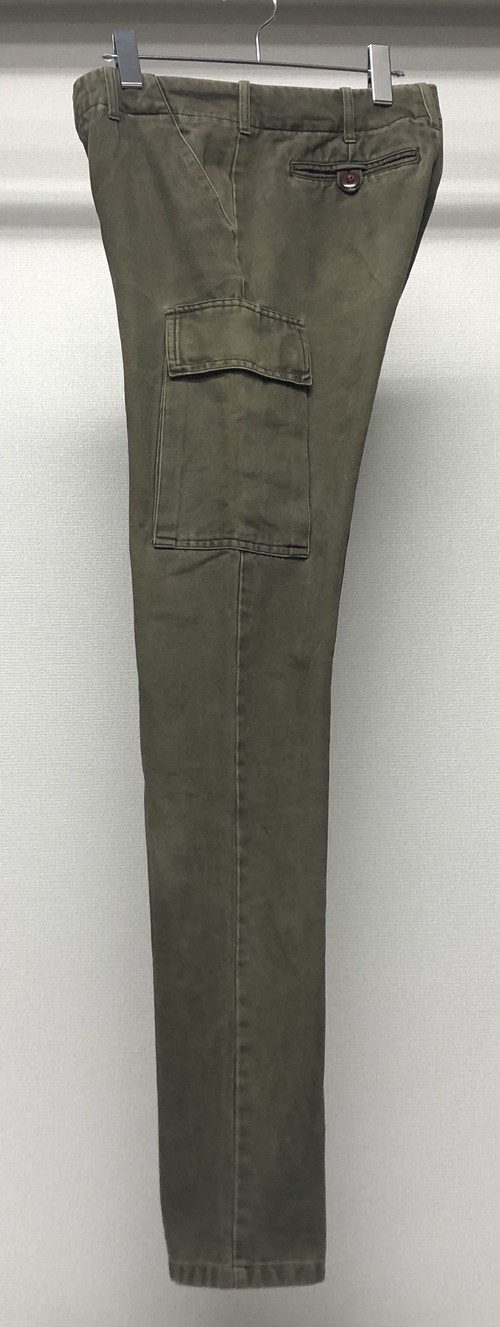 1996s HELMUT LANG ONE POCKET CARGO TROUSERS