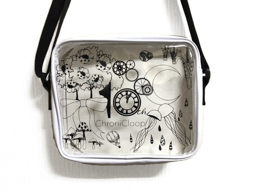 drawing clear bag
