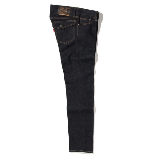 RIGID TYPE-1 DENIM PANTS<SLIM> (INDIGO) / RUDE GALLERY