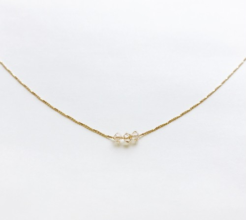 3point Necklace 〜限定発売〜