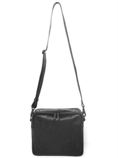 Leather shoulder bag 'boite' ショルダーバッグ 191ABG05