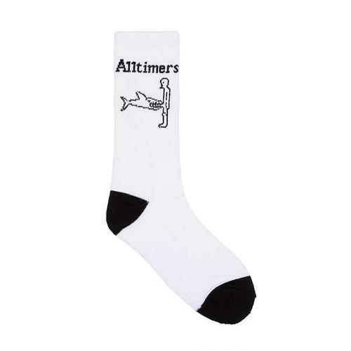 ALLTIMERS / SHARK DICK SOCKS