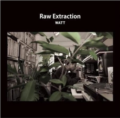【予約/CD】WATT - RAW EXTRACTION