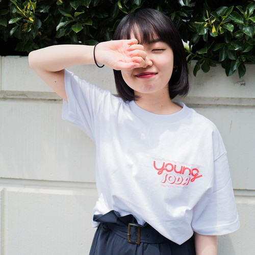YOUNG (semi)SODA TEE