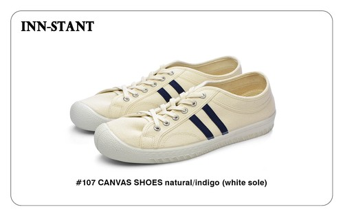 INN-STANT CANVAS SHOES #107