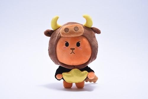 星座シリーズ★おうし座チップくん