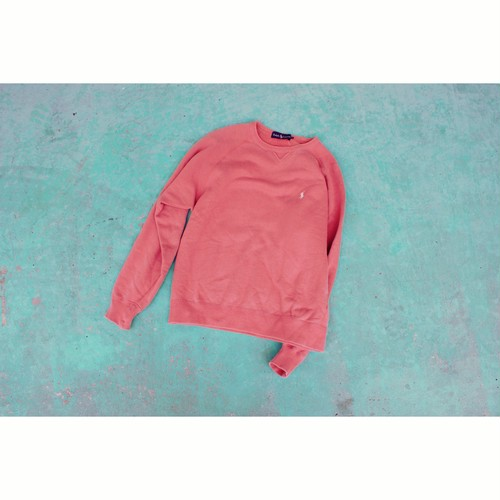 RALPH  LAURENT pink red sweat